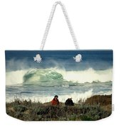 The Awesome Pacific In All Her Glory Weekender Tote Bag
