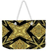 The Aztec Golden Treasures Weekender Tote Bag