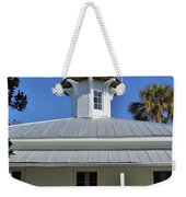 The Back Of The Lighthouse Weekender Tote Bag
