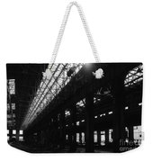 The Back Shop Weekender Tote Bag