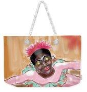 The Ballerina Weekender Tote Bag