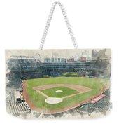 The Ballpark Weekender Tote Bag