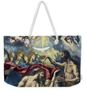 The Baptism Of Christ Weekender Tote Bag
