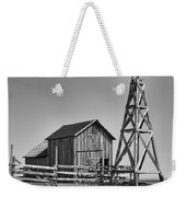 The Barn And Windmill Weekender Tote Bag
