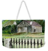 The Barn At Parsonsfield Maine Weekender Tote Bag