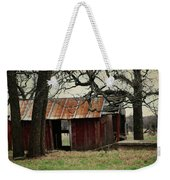 The Barn Out Back Weekender Tote Bag
