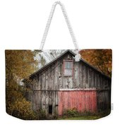 The Barn With The Red Door Weekender Tote Bag