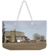 The Barn's Last Season Weekender Tote Bag