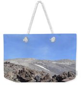 The Base Of Mt St Helens  Weekender Tote Bag