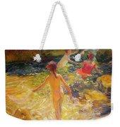 The Bath - Javea Weekender Tote Bag