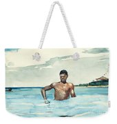The Bather, 1899 Weekender Tote Bag