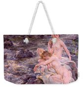 The Bathers Weekender Tote Bag
