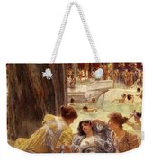 The Baths Of Caracalla Weekender Tote Bag