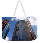 The Batman Building Nashville Tn Weekender Tote Bag