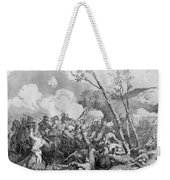 The Battle Of Bull Run Weekender Tote Bag by War Is Hell Store
