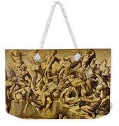 The Battle Of Cascina Weekender Tote Bag