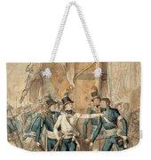 The Battle Of Hogland Weekender Tote Bag