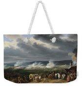The Battle Of Jemappes Weekender Tote Bag