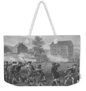The Battle Of Lexington Weekender Tote Bag