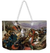The Battle Of Poitiers Weekender Tote Bag