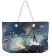The Battle Of Port Hudson - Civil War Weekender Tote Bag