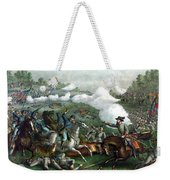 The Battle Of Winchester Weekender Tote Bag