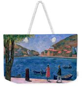 The Bay Of Balaklava Weekender Tote Bag