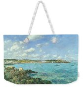The Bay Of Douarnenez Weekender Tote Bag