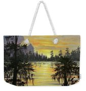 The Bayou Weekender Tote Bag by Kimberly Blaylock