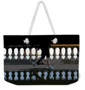 The Bayshore Runner Weekender Tote Bag