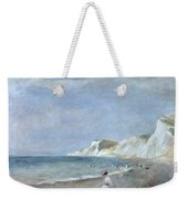 The Beach At Varangeville Weekender Tote Bag