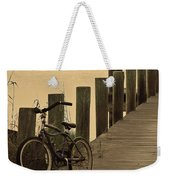 The Beach Comber Weekender Tote Bag