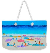 The Beach Holiday Weekender Tote Bag