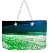 The Beach In Colors  Weekender Tote Bag