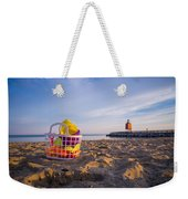 The Beach Is Calling Weekender Tote Bag