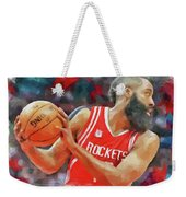 The Beard Weekender Tote Bag