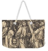 The Bearing Of The Cross With Saint Veronica Weekender Tote Bag