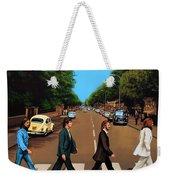 The Beatles Abbey Road Weekender Tote Bag