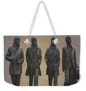 The Beatles N F Weekender Tote Bag