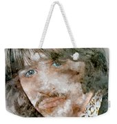 The Beatles Ringo Starr Weekender Tote Bag