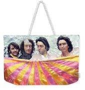 The Beatles. Watercolor Weekender Tote Bag