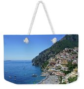 The Beautiful And Famous Amalfi Coast Weekender Tote Bag