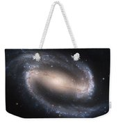 The Beautiful Barred Spiral Galaxy Ngc 1300 Weekender Tote Bag