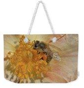The Beautiful Bee Weekender Tote Bag