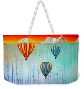 The Beautiful Briny Sea Weekender Tote Bag