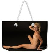 The Beautiful Female Nude Fine Art Prints Or Photographs  4260.0 Weekender Tote Bag