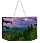 The Beautiful Olympic Mountains At Dawn - Olympic National Park, Washington Weekender Tote Bag