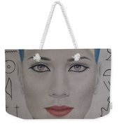 The Beautiful One Has Come Weekender Tote Bag