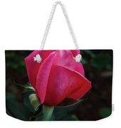 The Beautiful Rose Bud Weekender Tote Bag
