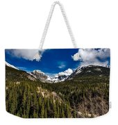 The Beautiful San Juan Mountains Weekender Tote Bag